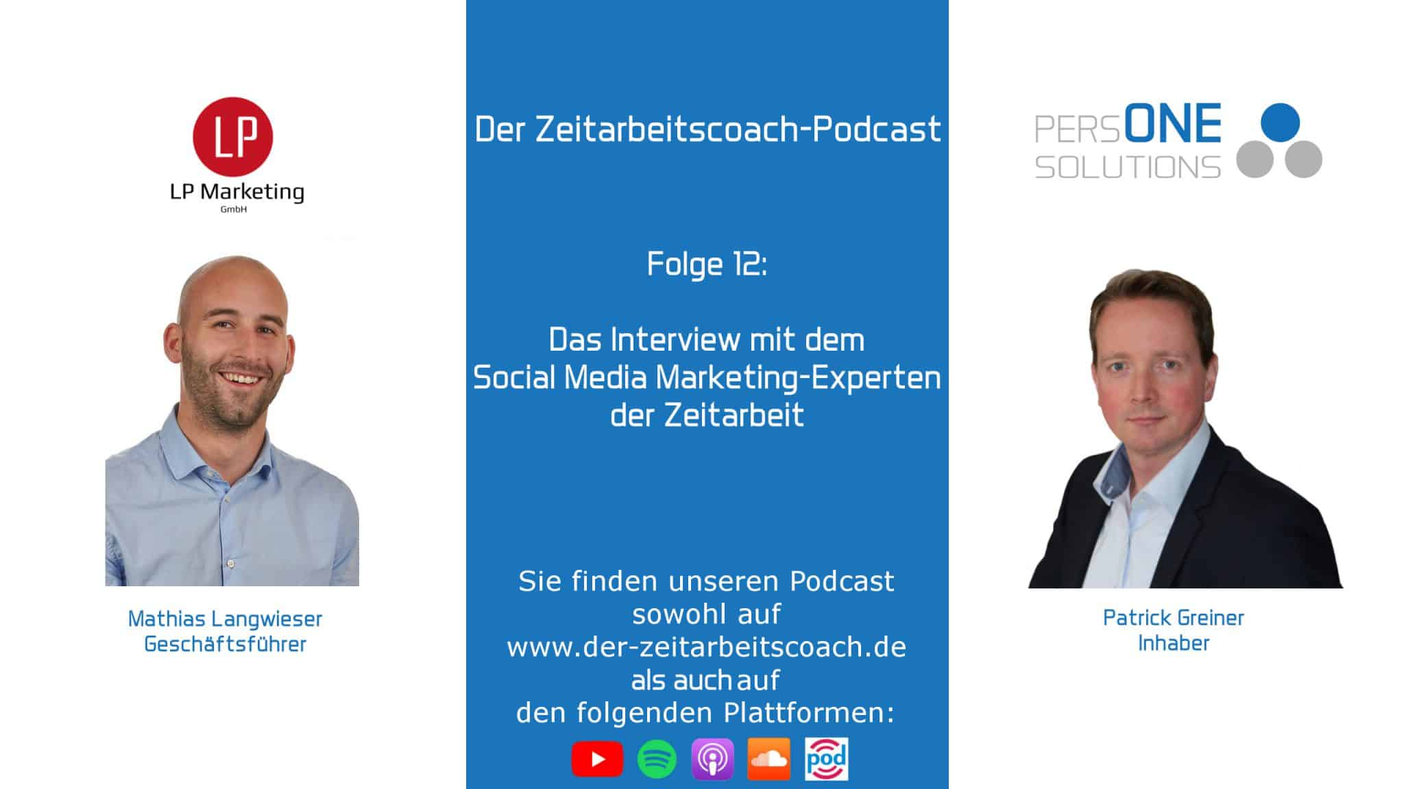Der Social Media Marketing-Experte der Zeitarbeit