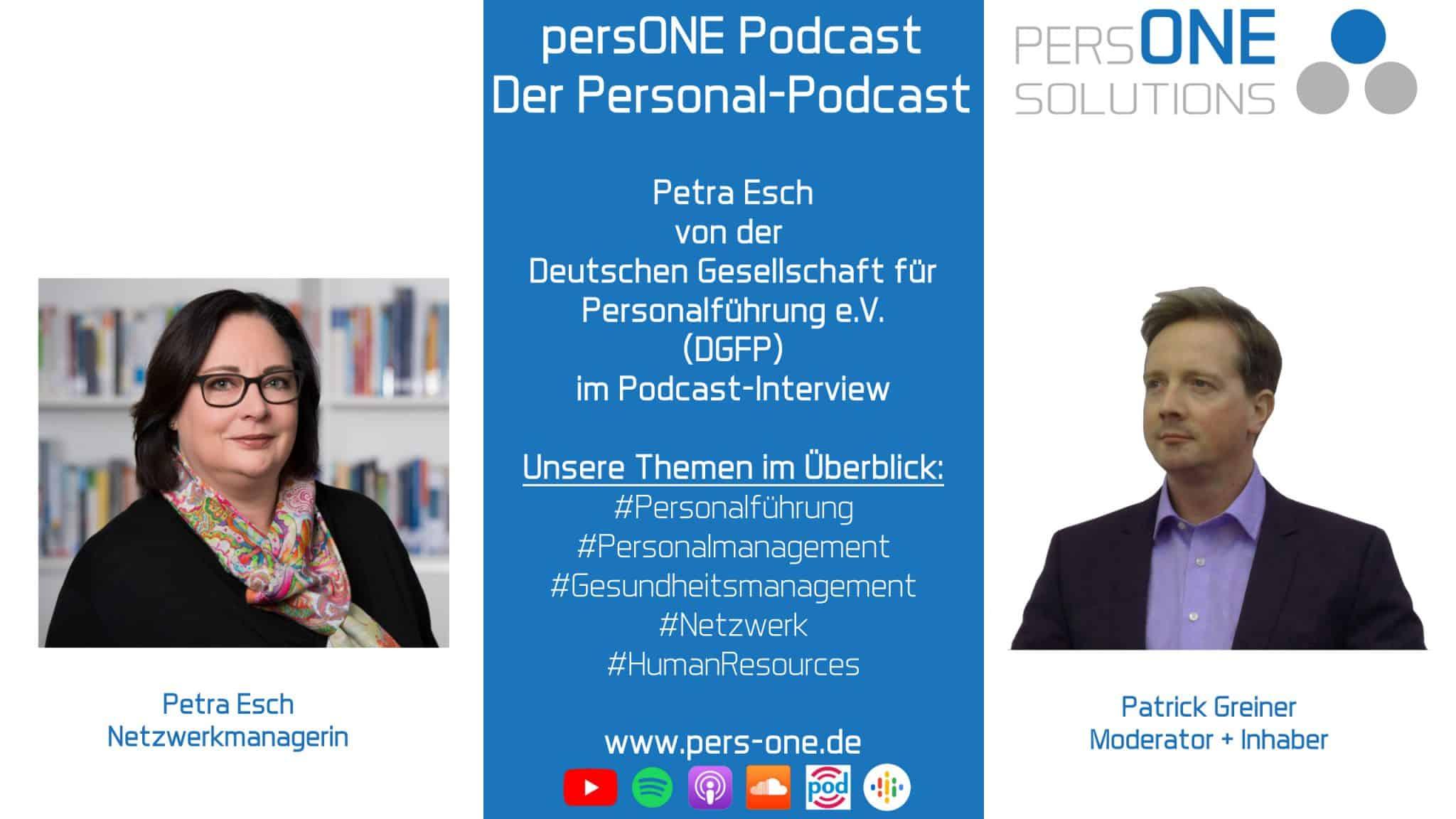 Petra Esch Deutsche Gesellschaft für Personalführung