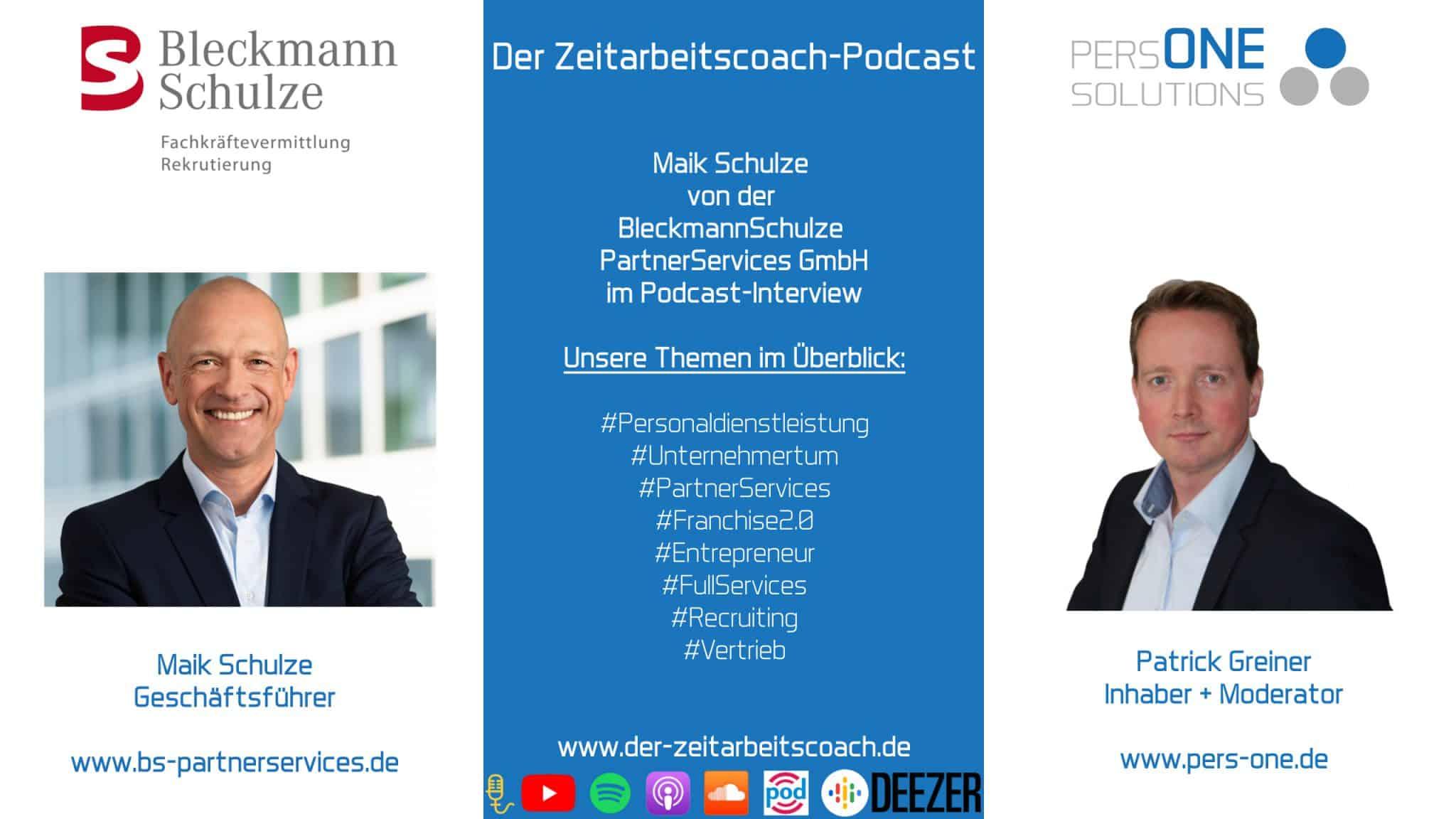 Maik Schulze | BS Parnterservices GmbH
