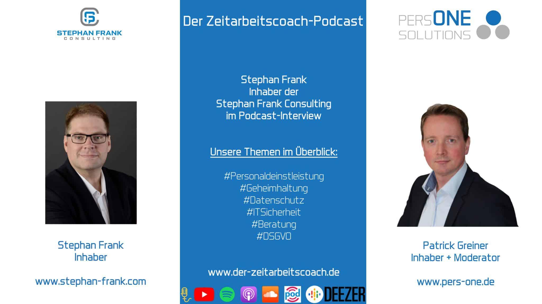 Stephan Frank | Stephan Frank Consulting