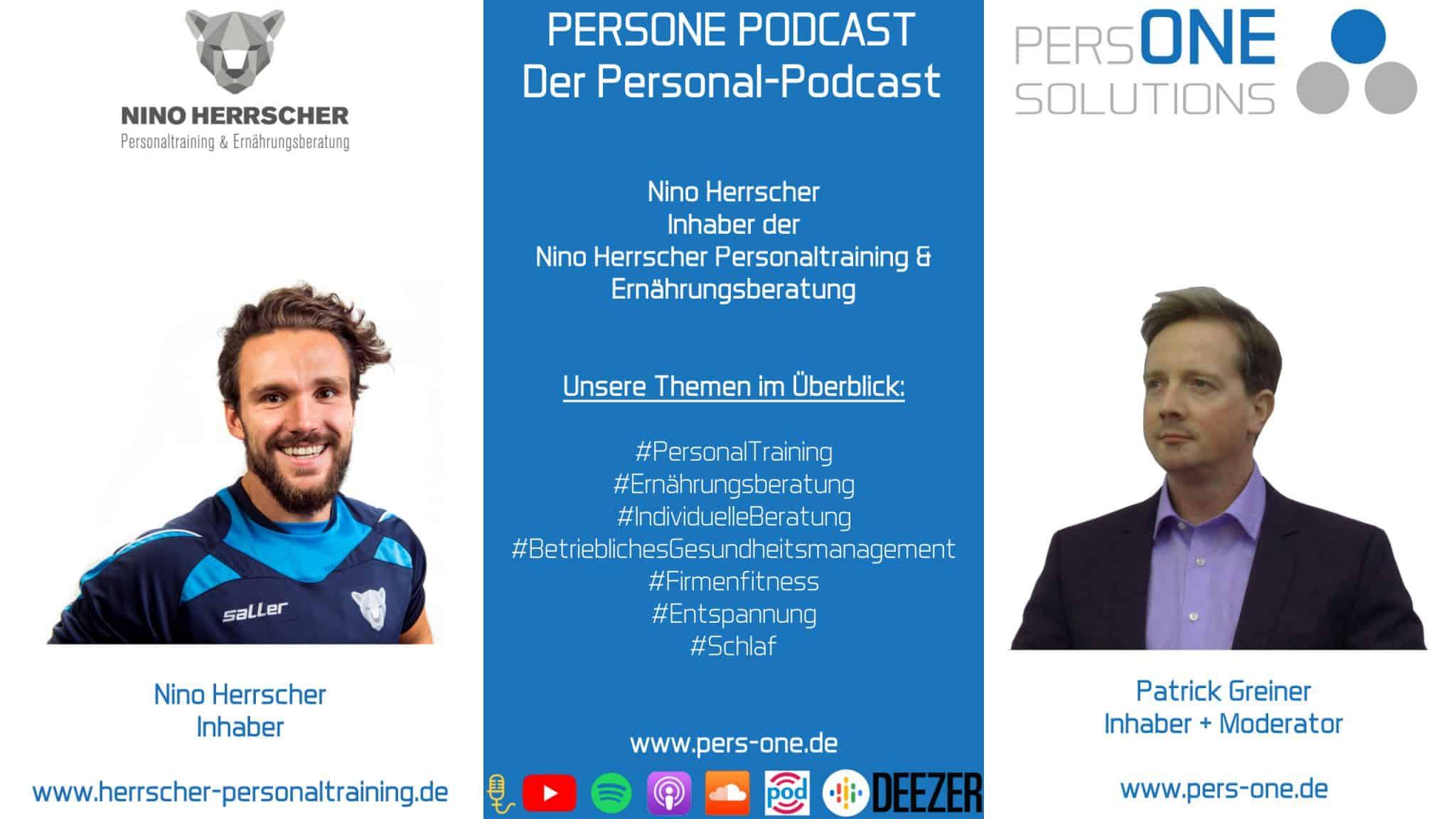 Nino Herrscher_Personaltraining_PERSONE PODCAST
