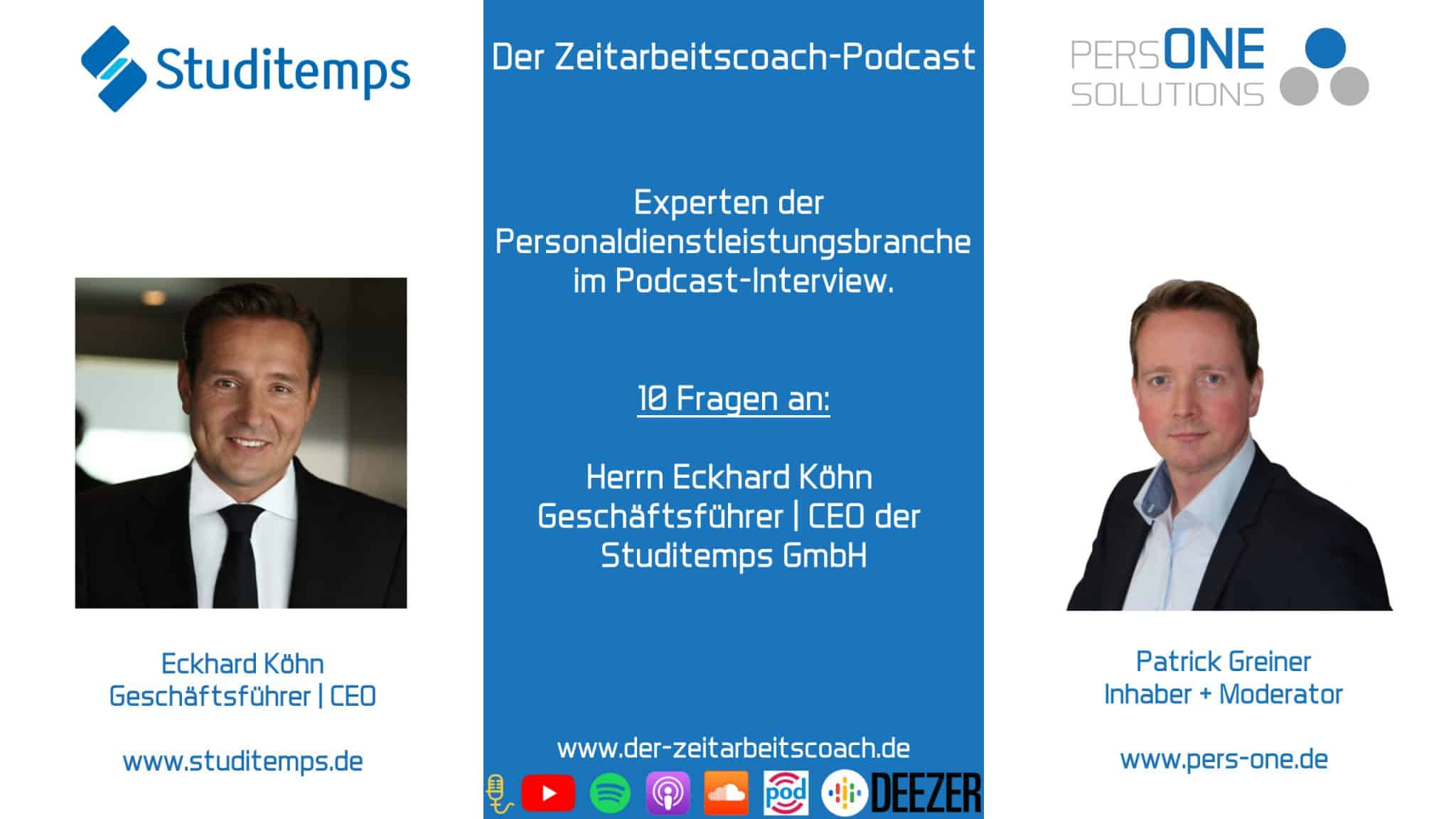 Köhn, Eckhard_Studitemps_Podcast YT Grafik-Experten-Interview_Zeitarbeitscoach-Podcast