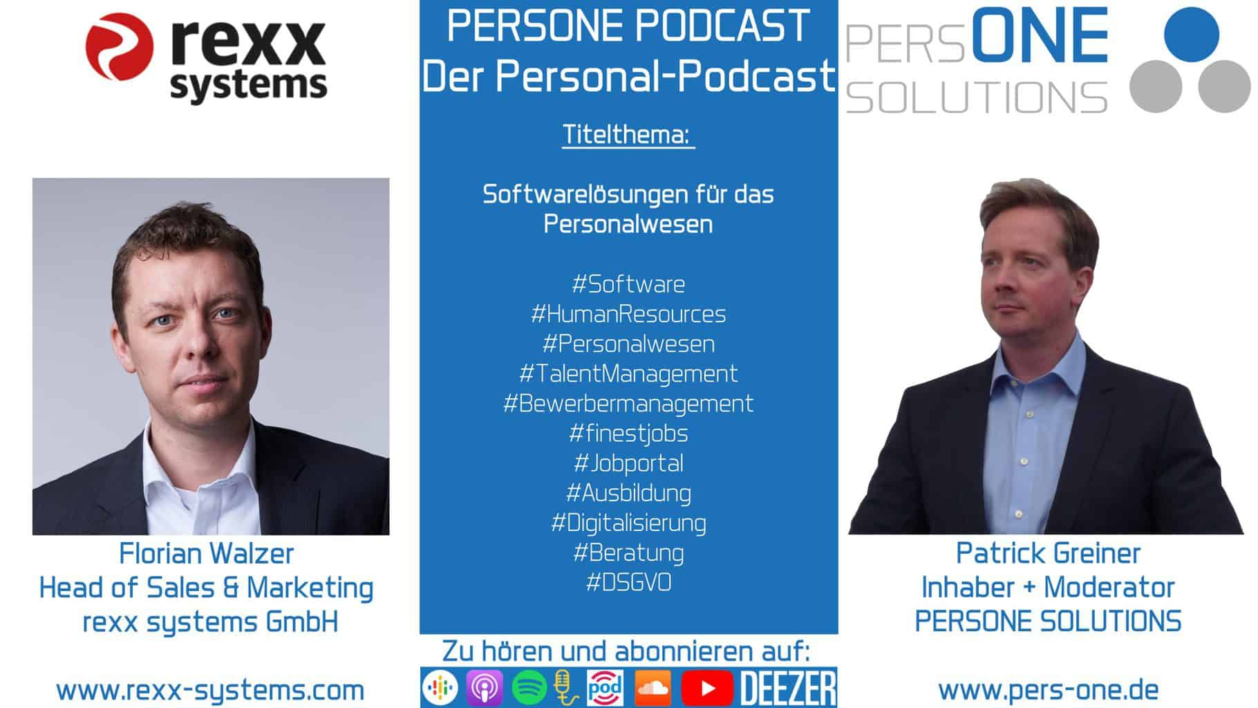 Walzer, Florian_rexx systems_Interview-SM Layout_PERSONE PODCAST