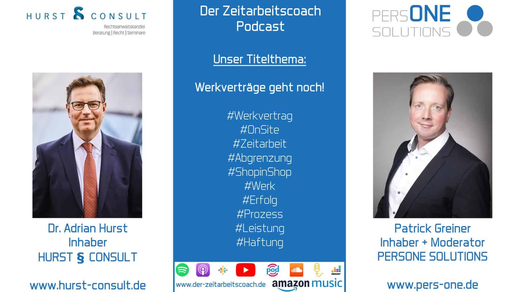 Dr. Hurst-3_Podcast SM Grafik-Interview_Zeitarbeitscoach-Podcast