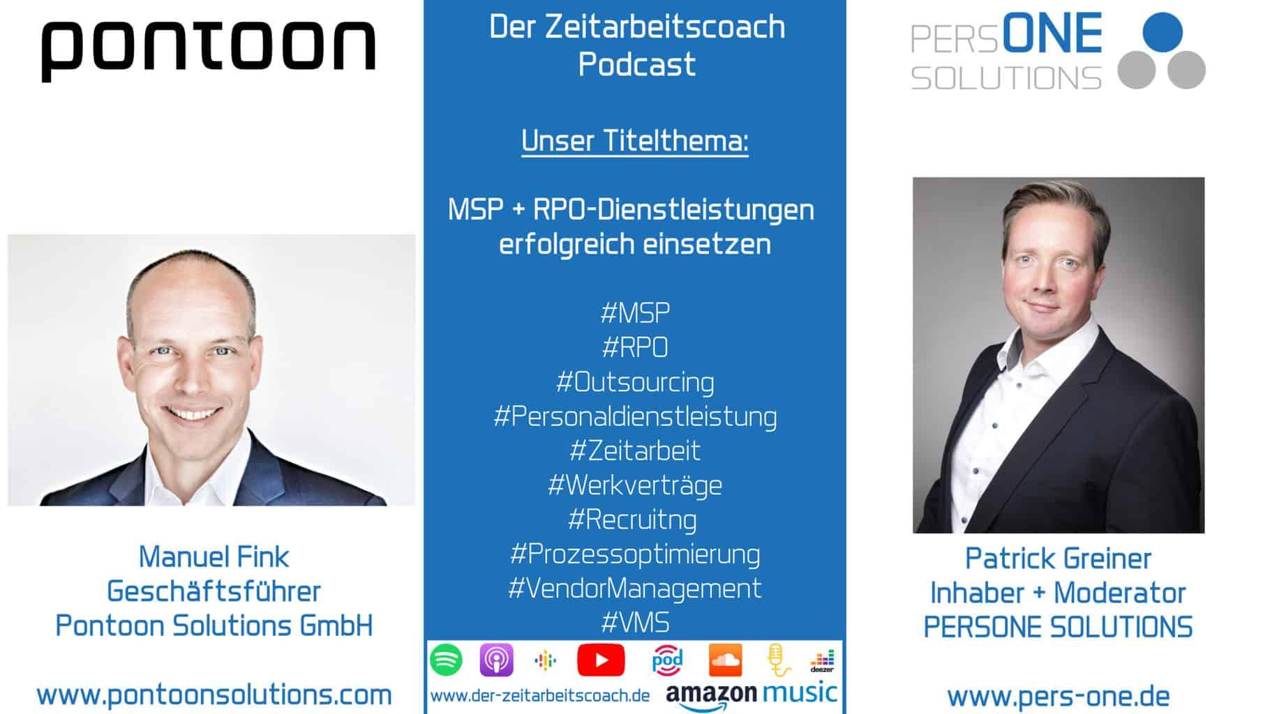 pontoon_Podcast SM Grafik-Interview_Zeitarbeitscoach Podcast