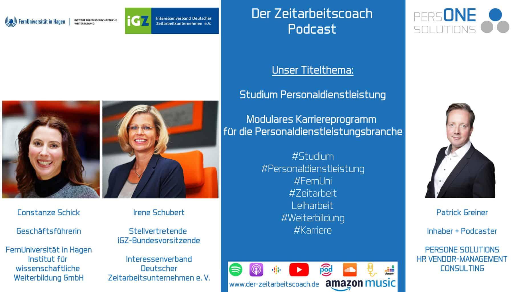 FernUniHagen-iGZ_Podcast SM Grafik-Interview_Zeitarbeitscoach-Podcast