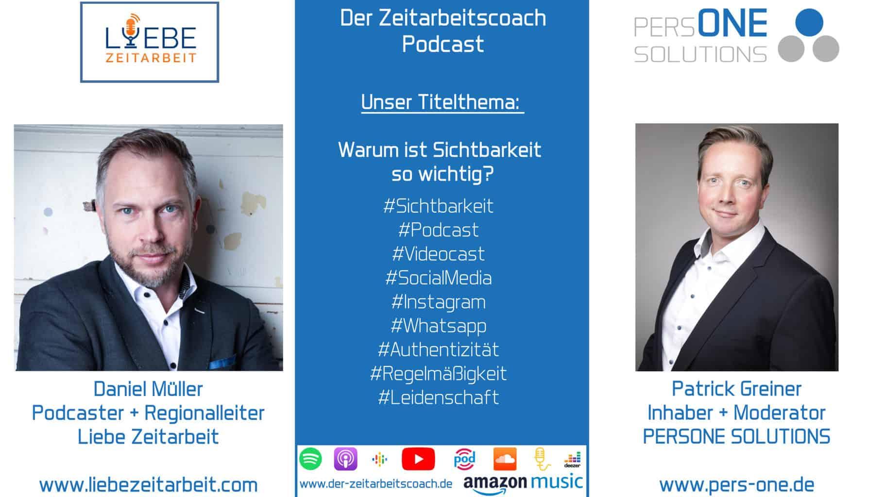 Müller, Daniel_Juni Jour Fixe_Podcast YT Grafik-Interview_Zeitarbeitscoach-Podcast